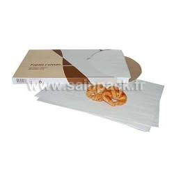 Feuilles papier cuisson
