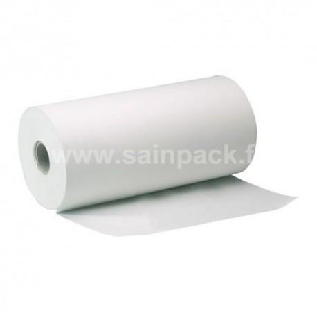 Papier Kraft Blanc 45g/m² en bobine de 11 kg