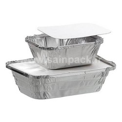Barquette aluminium avec opercule