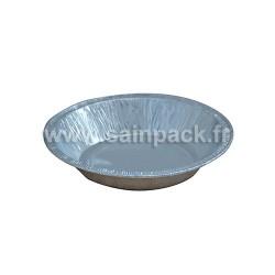 Tartelette aluminium