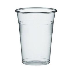 Gobelet en plastique PS cristal 33cl