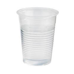 Gobelet plastique transparent 16cl