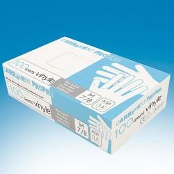 gants de protection jetables vinyle