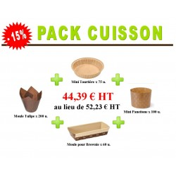 PACK Cuisson