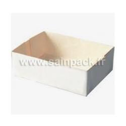 Caissette patissière carton